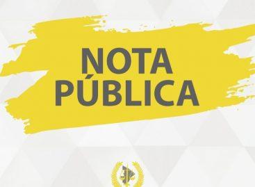 Associação dos Magistrados de Sergipe emite nota sobre acusação de radialista