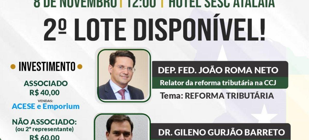 Advogados promovem mesa de debates sobre Reforma Tributária e Lei da Liberdade Econômica