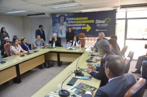 Lançada Frente em Defesa dos Empreendedores Sergipanos
