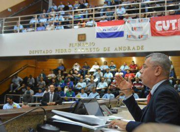 Audiência Pública debate riscos de privatização da DESO