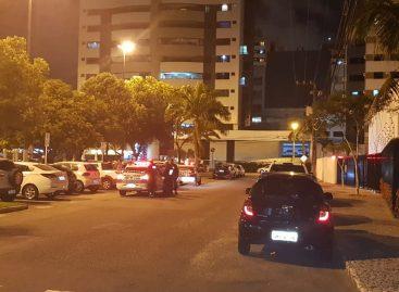Chileno é preso embriagado ao volante após colidir com outro veículo