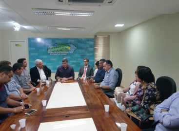 Prefeitos de Sergipe se mobilizam contra a PEC que reduz o número de municípios