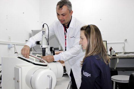 Está em Sergipe um dos melhores e mais completos Microscópios de Força Atômica