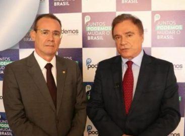 Zezinho diz que Podemos planeja dobrar o número de prefeitos e vereadores pelo Brasil