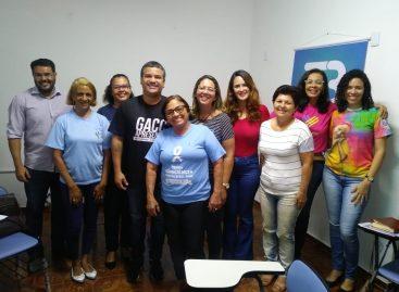 GACC e outras ONGs traçam estratégias para o Dia de Doar