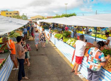Prefeitura divulga resultado final da licitação das feiras livres