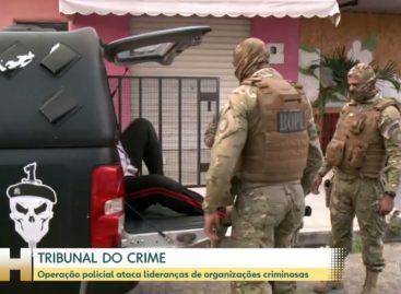 Operação Flash Back: Presa em Roraima gerente do crime no estado de Sergipe