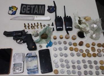 PM entra em confronto com suspeito de gerenciar tráfico de drogas em São Cristóvão