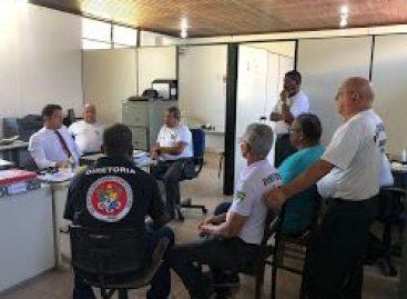 Capitão Samuel participa de reunião para tratar dos interesses dos militares da reserva