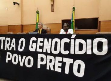Comissão de Direitos Humanos denuncia extermínio da população negra