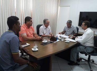Governo entrega estudo para implantação de Unidade de Conservação do Parque Boacica