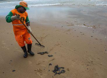 Manchas de óleo: 22 km de praias são monitorados diariamente em Aracaju