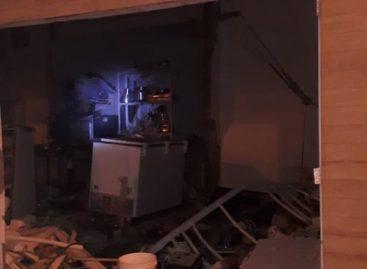 Vazamento de gás provoca explosão em estabelecimento próximo ao 28 BC