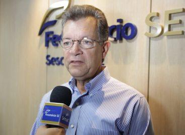 Laércio comemora crescimento dos postos de trabalho em Sergipe