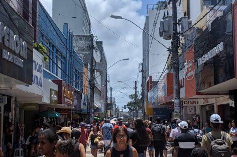 Varejo sergipano cresceu 2,7% em outubro, diz Federação das Indústrias