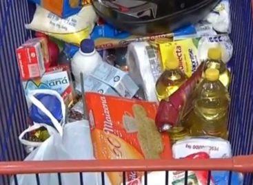 Preço da cesta básica em Aracaju acumulou queda de 9,3% até novembro de 2019