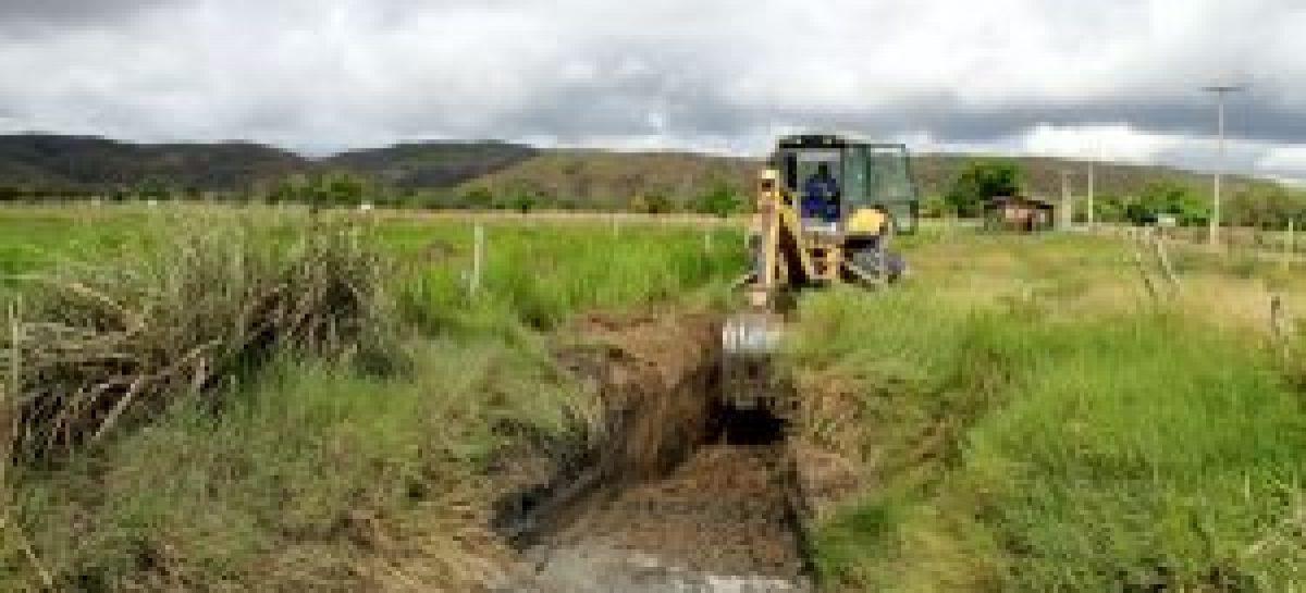 Perímetro Jabiberi muda sistema de Irrigação pública para economizar água
