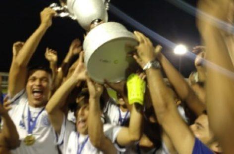 Confiança é campeão sergipano de futebol SUB-17 de 2019