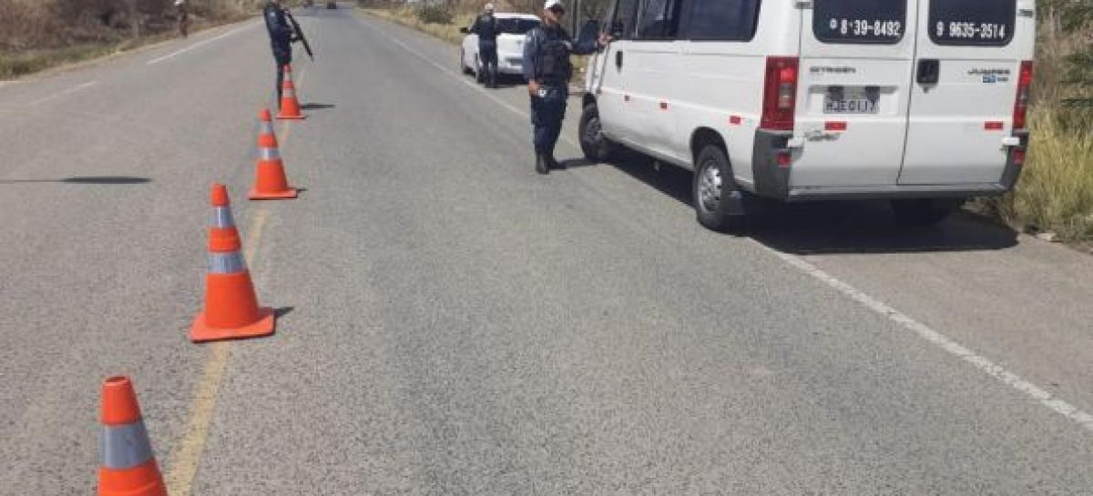 BPRv intensifica policiamento para coibir acidentes nas rodovias