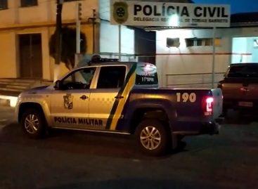 Homem reage em abordagem policial e morre em confronto no interior