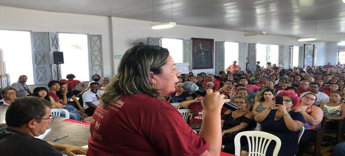 Professores decidem encerrar a greve e desocupam a Assembleia Legislativa