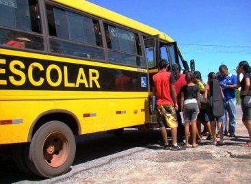 Projeto do Executivo institui Programa Estadual do Transporte Escolar