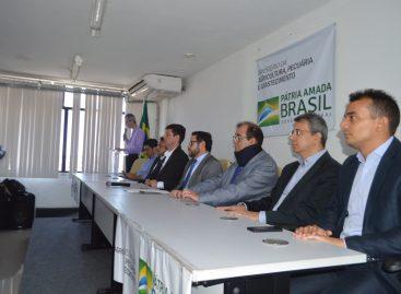 """""""Produzir Brasil"""" atenderá a 970 famílias assentadas em Sergipe"""