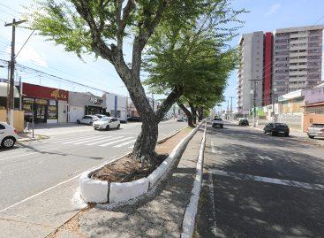 Obra de infraestrutura altera trânsito na avenida Hermes Fontes a partir de segunda, dia 9