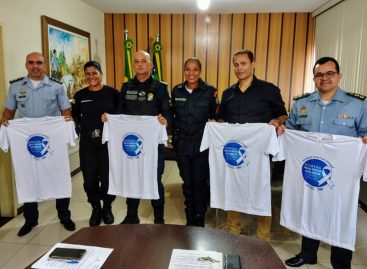Comando recebe representantes da Asimusep em Sergipe