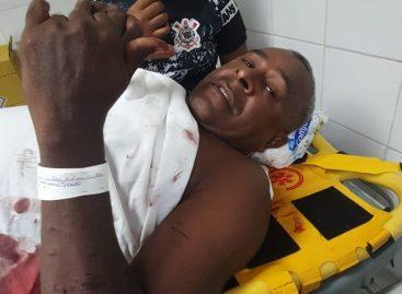 Sargento da PM é assaltado, baleado e esfaqueado no Parque da cidade em Aracaju