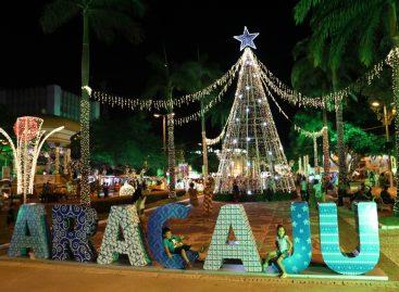 Aracaju pulsa luz no coração da cidade com o Natal Iluminado