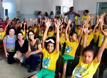 Prefeitura e Gacc fazem ação de prevenção à saúde no Almirante Tamandaré