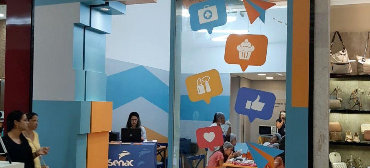 Senac promove oficinas infanto-juvenis no Shopping Jardins