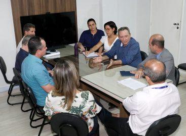 SES e UNIT discutem implantação de Centro de Saúde na Maternidade Hildete Falcão