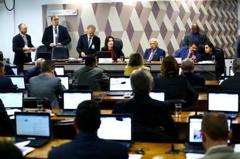CCJ confirma aprovação de PL da prisão após condenação em 2ª instância