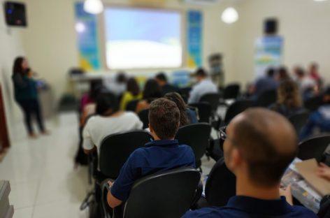 Municípios participam de treinamento sobre Gestão de Resíduos Sólidos, realizado pela Fames