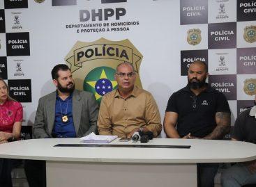 Polícia Civil elucida assassinato de duas crianças mortas pela mãe e padrasto no Santa Maria