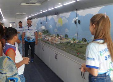 Saneamento Expresso já levou educação ambiental para quase sete mil pessoas