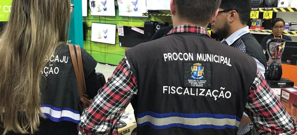 Procon Aracaju orienta consumidores sobre troca de produtos