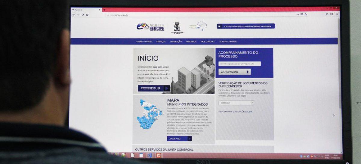 Registro automático: Em Sergipe uma empresa pode ser aberta em segundos