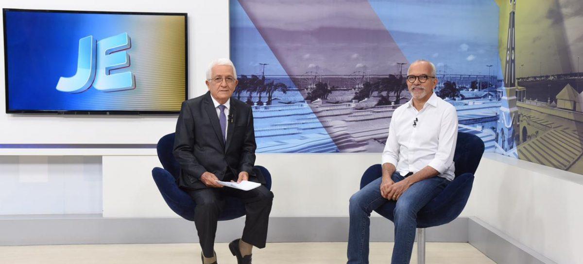 """""""Temos trabalhado para construir a cidade do futuro"""", afirma Edvaldo Nogueira"""