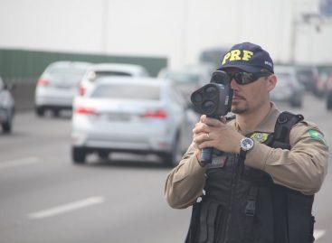 PRF deve retomar nesta segunda-feira uso de radares móveis em estradas