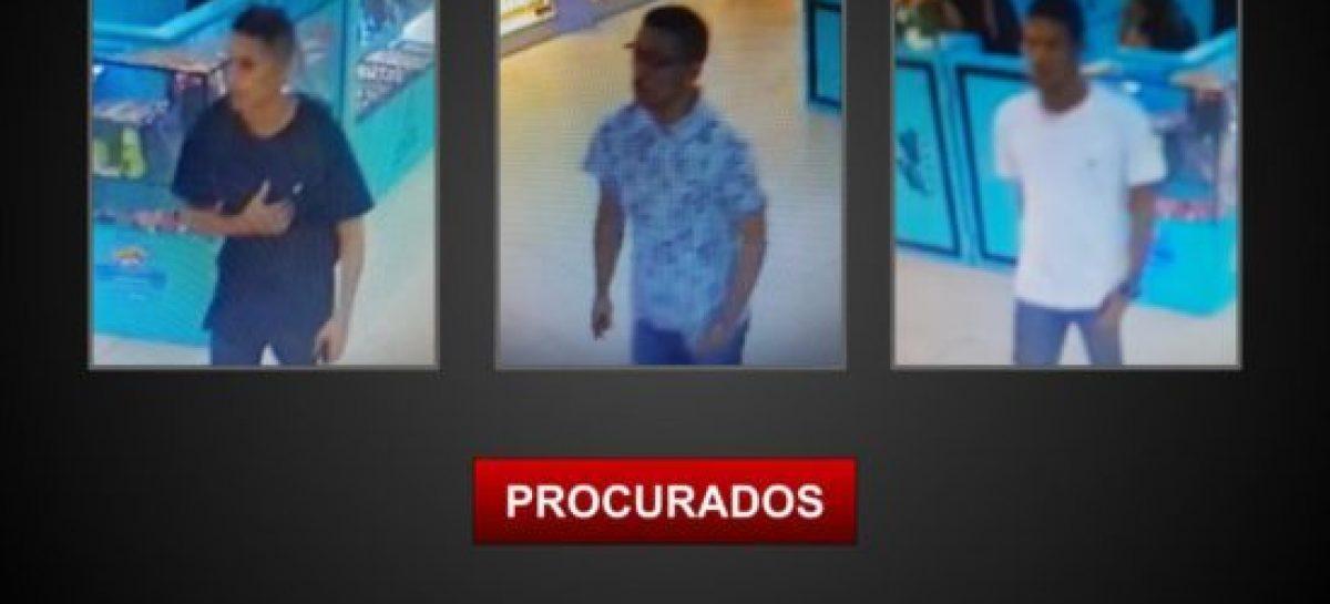 Polícia procura criminosos que furtaram loja em shopping de Socorro