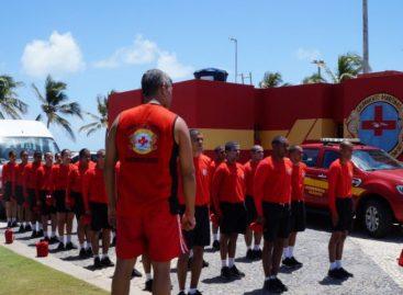Corpo de Bombeiros inicia Projeto Verão Mais Seguro em praias da capital