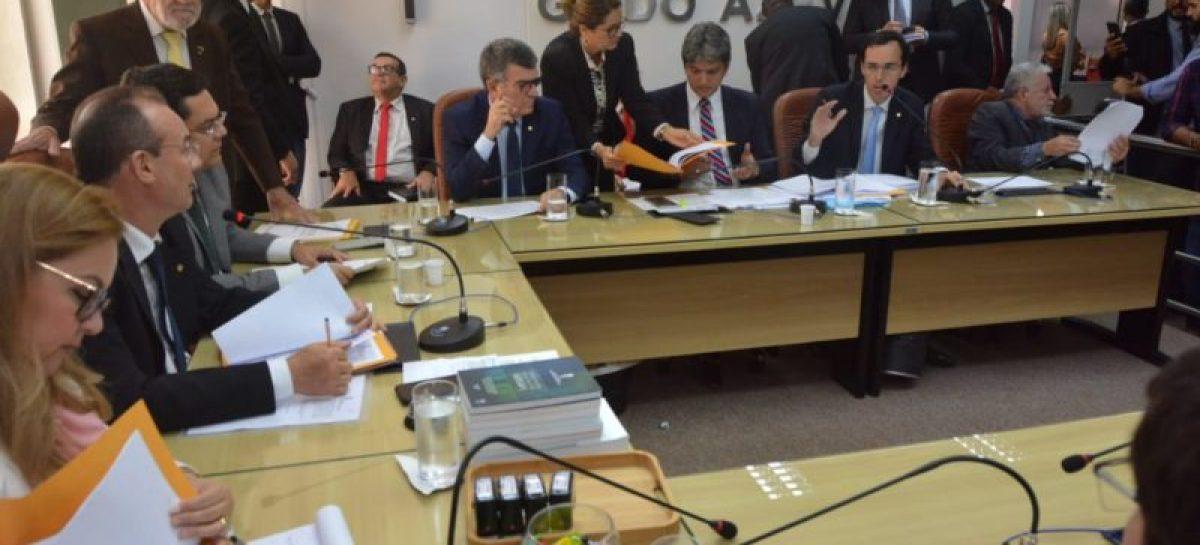 PEC da Previdência Estadual é aprovada tendo 2 votos contrários