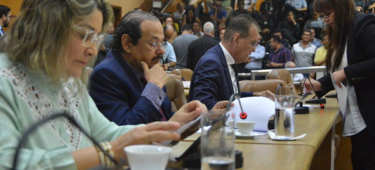 Deputados estaduais aprovam Lei Orçamentária para 2020