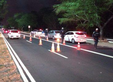 CPTran registra dez acidentes de trânsito no final de semana