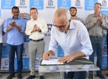 Prefeito Edvaldo autoriza recuperação do corredor Hermes Fontes