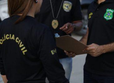 Acusado de matar comerciante em Socorro se entrega à Polícia
