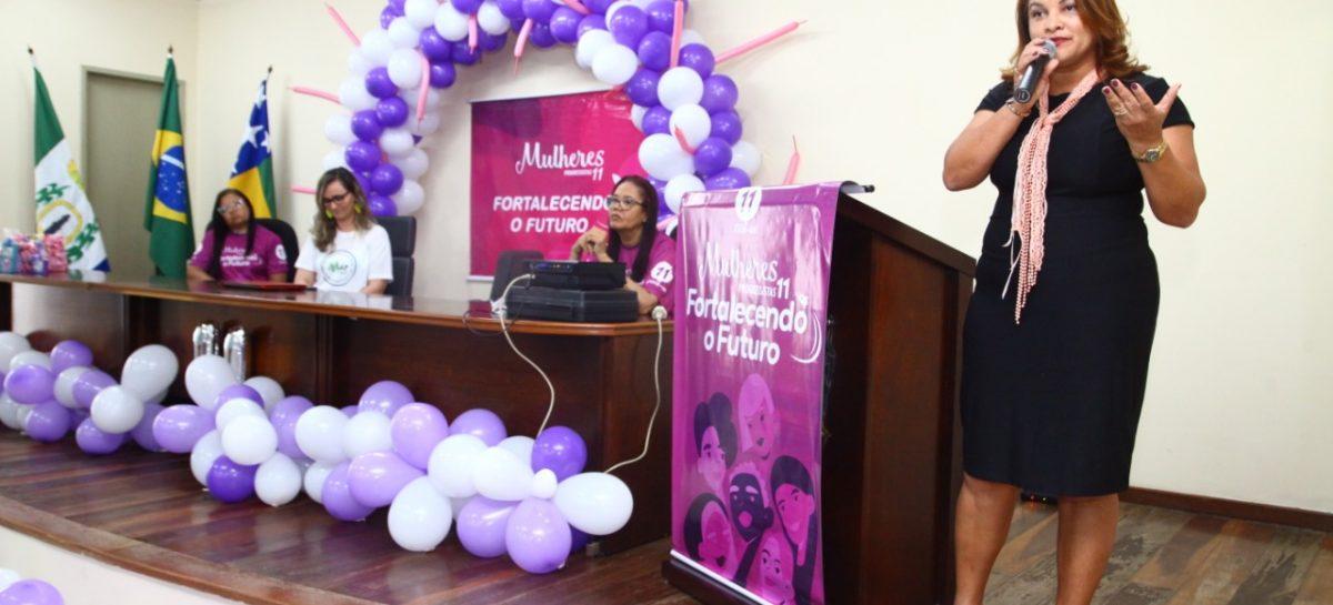 Mulheres Progressistas Sergipe realiza caravana levando informações em várias áreas